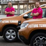 Future Terrain announce a new partnership with Dacia