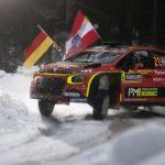 WRC 2 IN SWEDEN: CLEAN RUN CARRIES ØSTBERG TO PRO LEAD