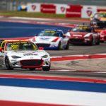 Drake Kemper wins Global Mazda MX-5 Cup Race 1 at COTA