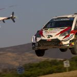 TOYOTA AND TANAK TOP THE TABLES AFTER RALLY MEXICO