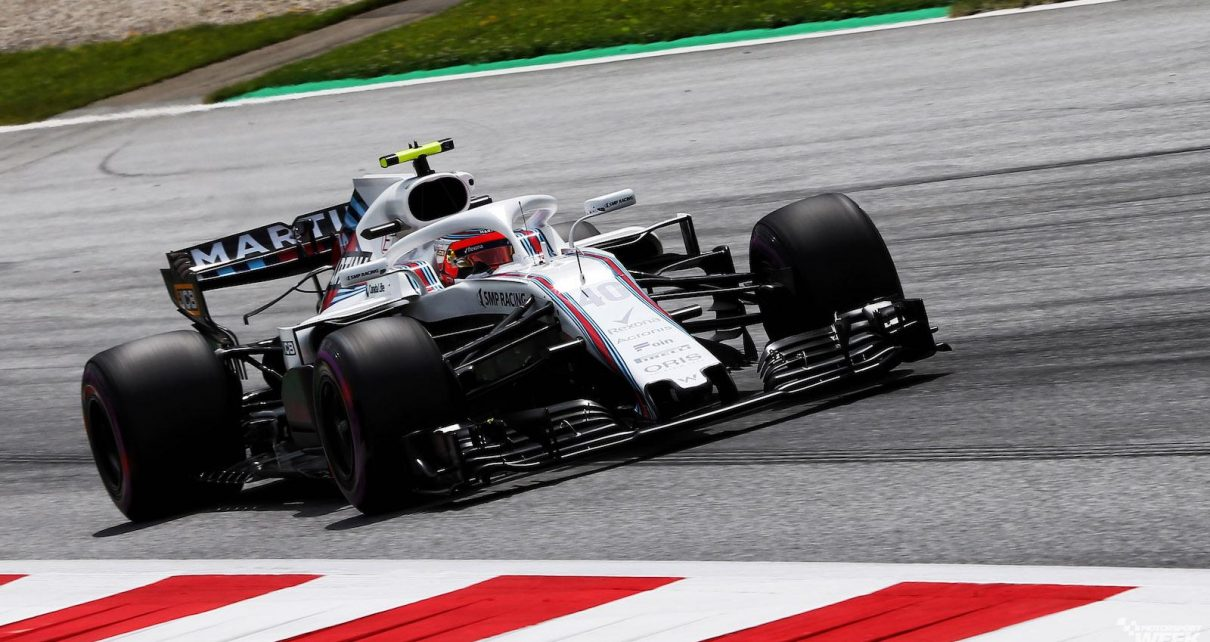 Formula 1: Is Robert Kubica at risk of being replaced at