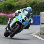 Isle of Man TT: Harrison scores Senior win as Hickman hampered by mechanical problems