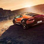 Lamborghini conquers new territory with the Huracán Sterrato Concept