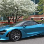 2020 McLaren 720S Spider is an open-air cruise missile