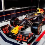 Bond theme for Red Bull F1 racers at Silverstone GP