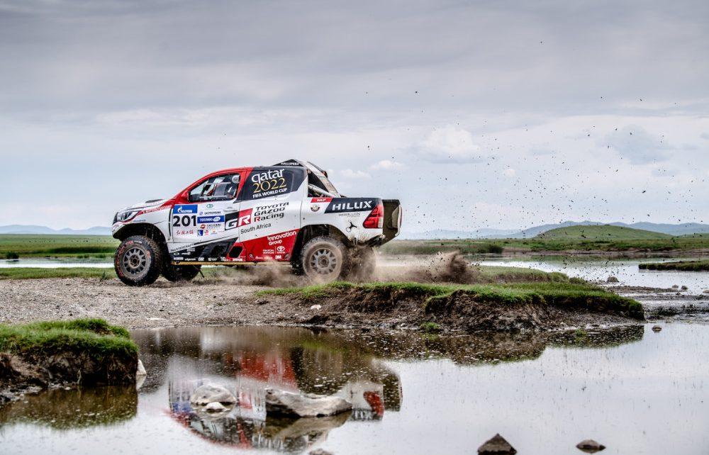 OFF ROAD – Rallystar