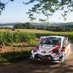 Rally Germany: SS16: COOL AND CALM FOR TÄNAK