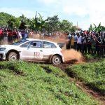 Rajiv in as Pearl of Africa rally kicks off in Kayunga