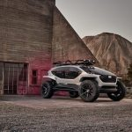 Audi AI:Trail quattro concept revealed at Frankfurt auto show