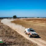 Balkan Rally: Day 5 – The dust and the distance – a true marathon