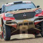 Dakar 2020: Borgward Rally Team Makes A Statement For Their Third Dakar: The Team Will Have Nani Roma As Lead Driver