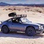 Porsche 911 Carrera Safari Recreation Loves An Off-Road Adventure