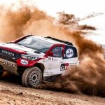 Alonso's Dakar preparations boosted by first rally podium
