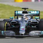 Lewis Hamilton 'redefining' Formula One