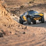 KEN BLOCK TO SAMPLE EXTREME E AT DAKAR RALLY