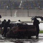 Rain postpones Daytona 500 until Monday afternoon