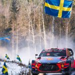 Rally Sweden hots up as Evans moves further ahead