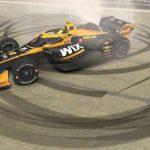 Karam dominates IndyCar iRacing Challenge season opener