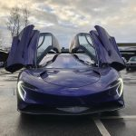 First McLaren Speedtail is delivered