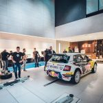 ŠKODA FABIA RALLY2 ALL-ELECTRIC RALLY CAR TO MAKE ITS DELAYED DEBUT AT JÄNNER RALLY 2021