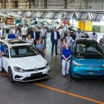 Volkswagen Zwickau car factory to produce only electric models in future