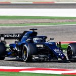 Alonso gets two-day Bahrain test underway