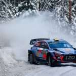 Arctic Rally Finland Replaces Sweden on 2021 WRC Calendar