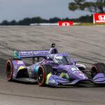 Grosjean had 'big mix of emotions' moments before IndyCar debut